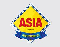 Asia Ghee Logo Redo & Icon