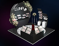 LUNA Activation Booth