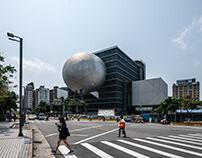 Taipei Performing Arts Center/ OMA