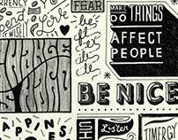 Creative Morning Notes