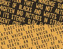 chokoshtroko font
