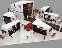 maroc booth 470 sqm
