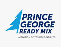 Prince George Ready Mix - Branding