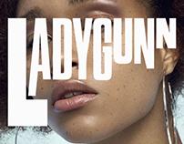 LADYGUNN Logo Redesign
