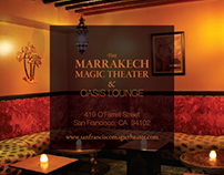 The Marrakech Magic Theater Oasis Lounge
