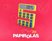 Papirolas - Festival Creativo 2015 - Artemáticas
