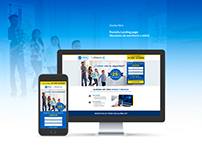 Landing Page ADT
