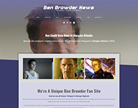 Ben Browder News - An appreciation site.