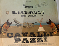 """""""Cavalli Pazzi"""" 6^ edizione Smiting Festival"""