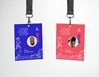 Twiske Molen Loop | Illustration & Branding