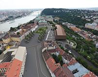 Castle Area Rehabilitation Budapest