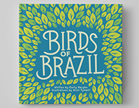 Birds of Brazil Childrens Book