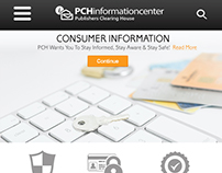 Corporate site-Publishers Clearing House