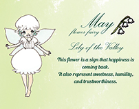 Flower Fairy Cards