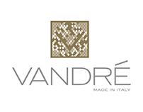 Vandré Italian/Arabic Jewellery Branding