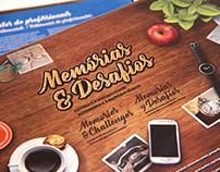JOGO MEMÓRIAS E DESAFIOS