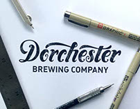 Dorchester Brewing Co. Identity Design
