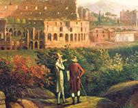 Dickens / Goethe / Roma