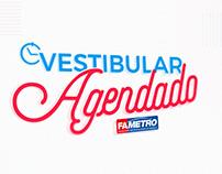Vest. Agendado Fametro Manaus - Advertising Campaign