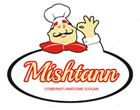 Logo Design for Mishtann Foods