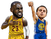 MVP vs MVP NBA FINALS 2015