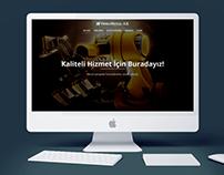 Doha Metal A.Ş. Web Site Tasarımı