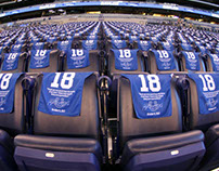 Peyton Manning Towels