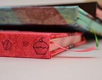 ArtePad Hand-sewn notebooks