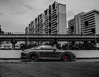 Porsche 911 Photoshoot