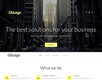 Chicago - Joomla Business Template