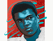Muhammad Ali (January 17, 1942 – June 3, 2016)