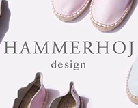 Hammerhoj Design Logo Design
