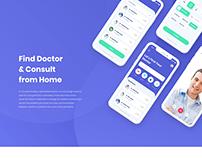 Medical App Design