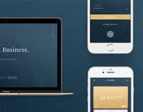 Insignia concierge (London) app & corporate site design