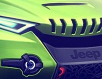 Jeep Conqueror Concept