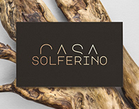 Casa Solferino // Branding