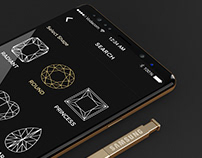 Eureka Diamond App Design