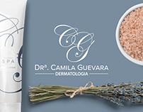 Drª. Camila Guevara - Dermatologia