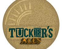 Tucker's Ales homebrew badge
