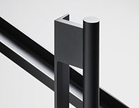 Minimal Handles Collection for Griffwerk