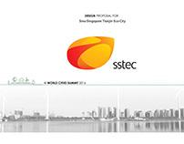 SSTEC Booth @ Singapore Water Week 2016