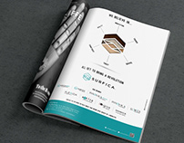 Surfica Laminates Magazine Ads