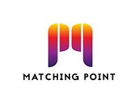 "LOGO DEVELOPMENT FOR CLIENT "" MATCHING POINT '"
