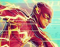 Abrams Books / The Flash Series