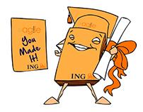 #Ag!le, ING (Animation)