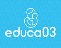 Educa03 Branding and Web Design