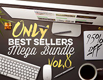 Only Best Sellers – Mega Bundle! vol.8