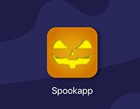 DailyUI №5 Halloween app icon