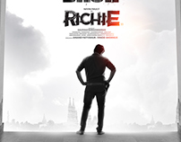 minimal poster for richie