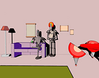 3d Projects (Droid Sitcom and miscellaneous)